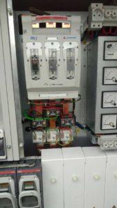 установка электрооборудования в помещении
