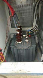 подключение электричества к дому по проекту