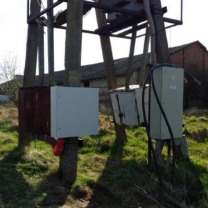 ремонт мачтовой ТП