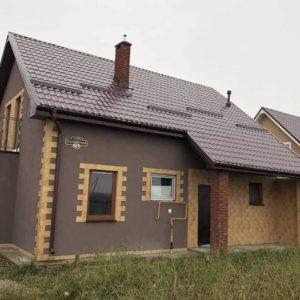 строительство домов в калининграде - готовый дом